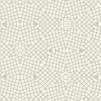 Asombroso patrón geométrico