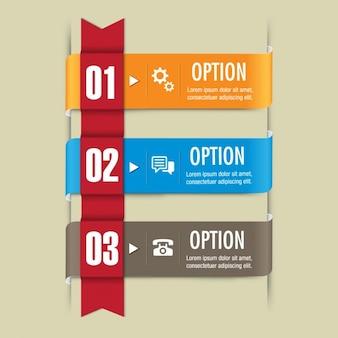 Banners a color para web