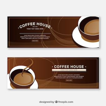banderas del vector de caf descargar vectores gratis. Black Bedroom Furniture Sets. Home Design Ideas