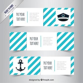 Banners náuticas