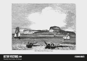 Barcos de pesca