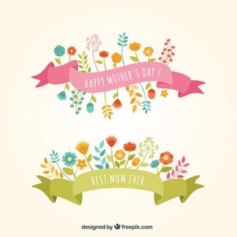 Bonitos lazos de Feliz Día de la Madre