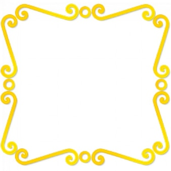 borde rectangular