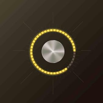 Botón giratorio