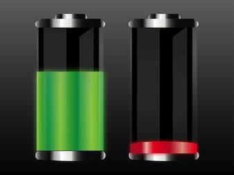 Carga de baterías de teléfonos etapas