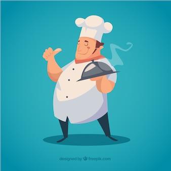 Chef personaje