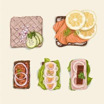 Cinco recetas de comida