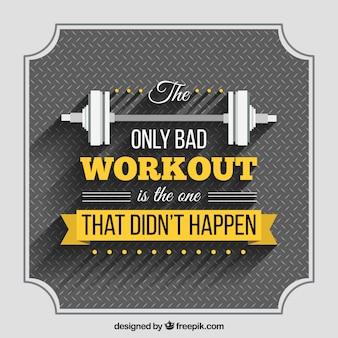 Cita motivadora del trabajo duro