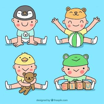 Colección de bebés