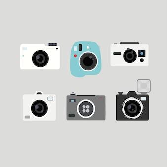 Colección de cámara vintage