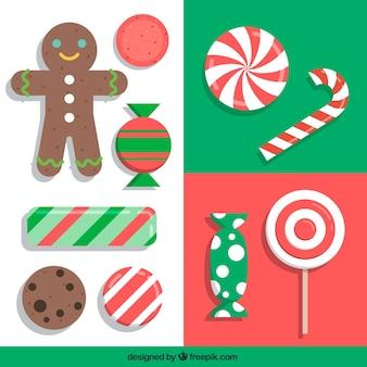 Dulces de navidad descargar iconos gratis - Dibujos en color de navidad ...