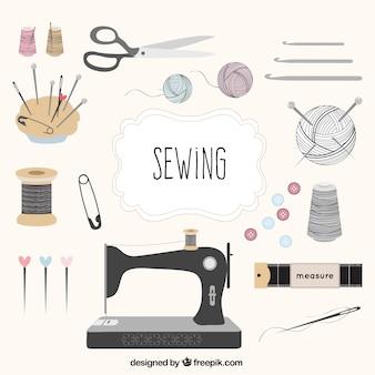 colección de herramientas a medida