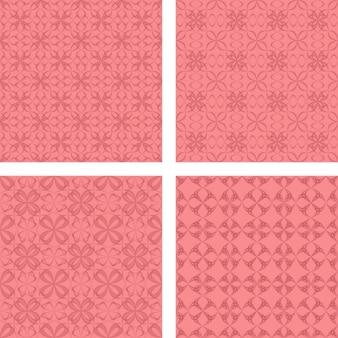 Colección de patrones a color