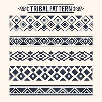 Colección de separadores tribales
