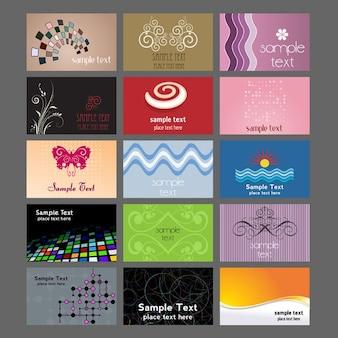 Mariposa tarjeta visita fotos y vectores gratis - Disenos de tarjetas ...