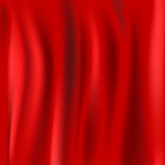 Concepto de textiles rojo arte tradicional