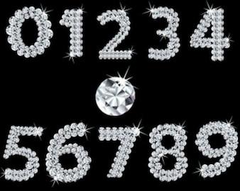 conjunto de número berliant