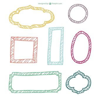 Conjunto de vectores de marcos minimalistas