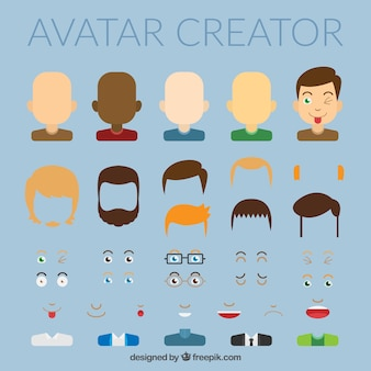 Creador de avatar