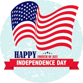 Cuatro de julio, día de la independencia de estados unidos