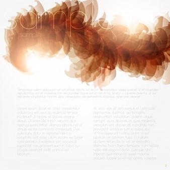 DAB impresión del folleto de pintura gráfico