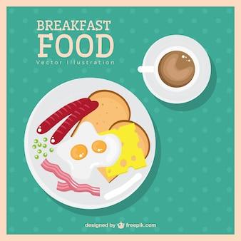 Desayuno delicioso y nutritivo