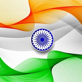 Día de la república de la india, fondo