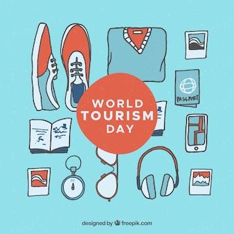 Día mundial del turismo, cosas para viajar