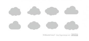 Diferentes tipos de nubes