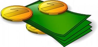 dinero - billetes y monedas