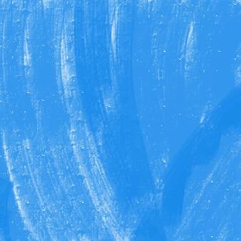 Diseño artístico azul de fondo de acuarela