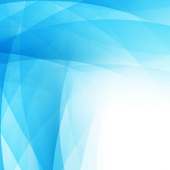 Diseño azul de fondo ondulado