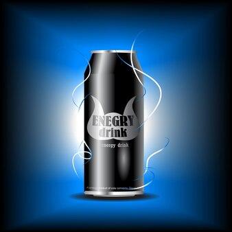 Diseño de bebida energética