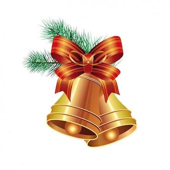 Diseño de elemento decorativo de navidad
