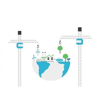 Diseño de elementos de ecología