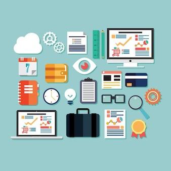 Diseño de elementos de negocios