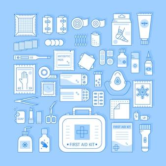 Diseño de elementos de primeros auxilios