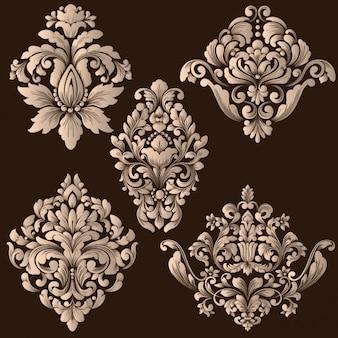 Diseño de elementos decorativos