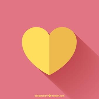 Diseño de fondo de amor