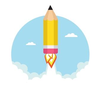Diseño de fondo de educación