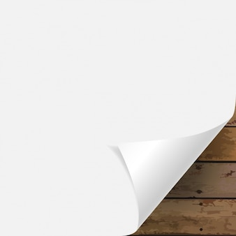 Diseño de fondo de papel en blanco