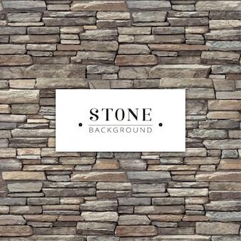 Diseño de fondo de piedras