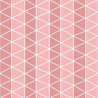 Diseño de fondo de triangulos