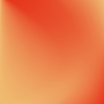 Diseño de fondo naranja