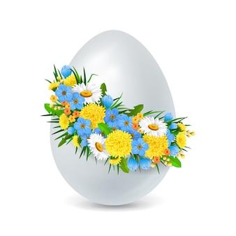 Diseño de huevo de pascua