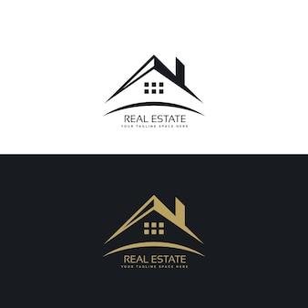 Diseño de logotipo para las propiedades inmobiliarias