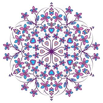 Mandala fotos y vectores gratis - Colores para mandalas ...