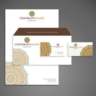Diseño de papelería corporativa