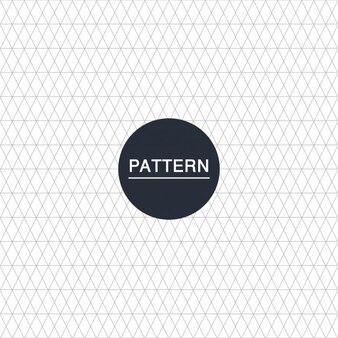 Diseño de patrón abstracto geométrico