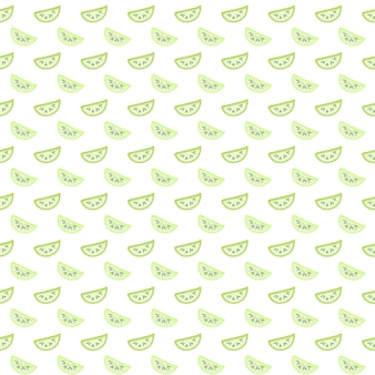 Diseño de patrón de fruta